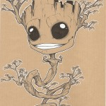 Commande Illustration Groot
