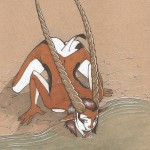 Artbook femmes animales sexy Thib illustrateur gazelle