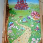 Fresque chambre enfant