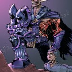 Héros des royaumes obscurs