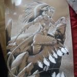 Femme Dinosaure A2