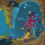 Monde de l'eau Pieuvre