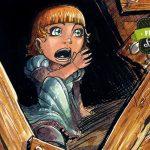 Alice effrayé