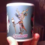 Mug Shadow