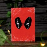 "Sketch Card ""Eyes"""