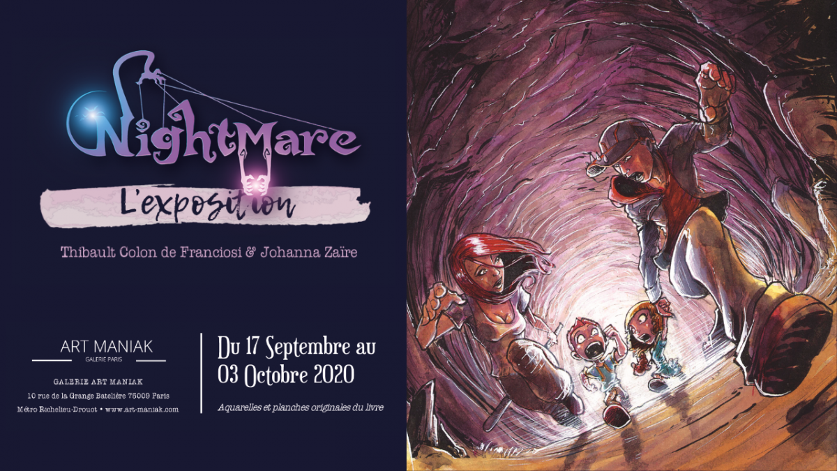 Exposition Nightmare