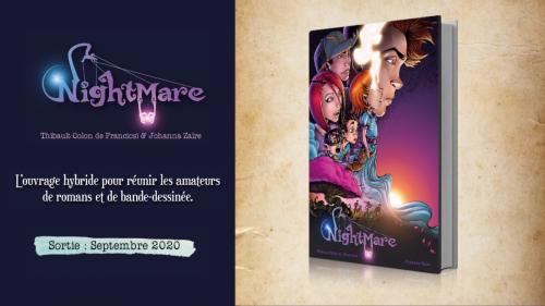 Nightmare : sortie livre