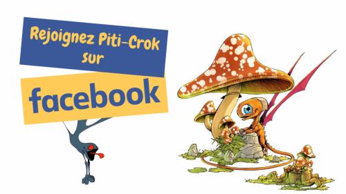 Piti-Crok est sur Facebook