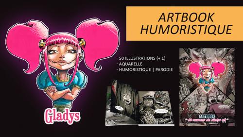 Artbook Gladys