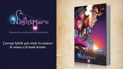"Nightmare - tome 1 - ""Le Réveil"""