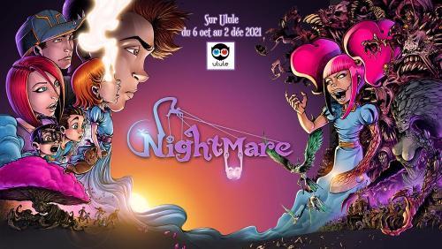 Nightmare tome 2 Suprématie sur Ulule